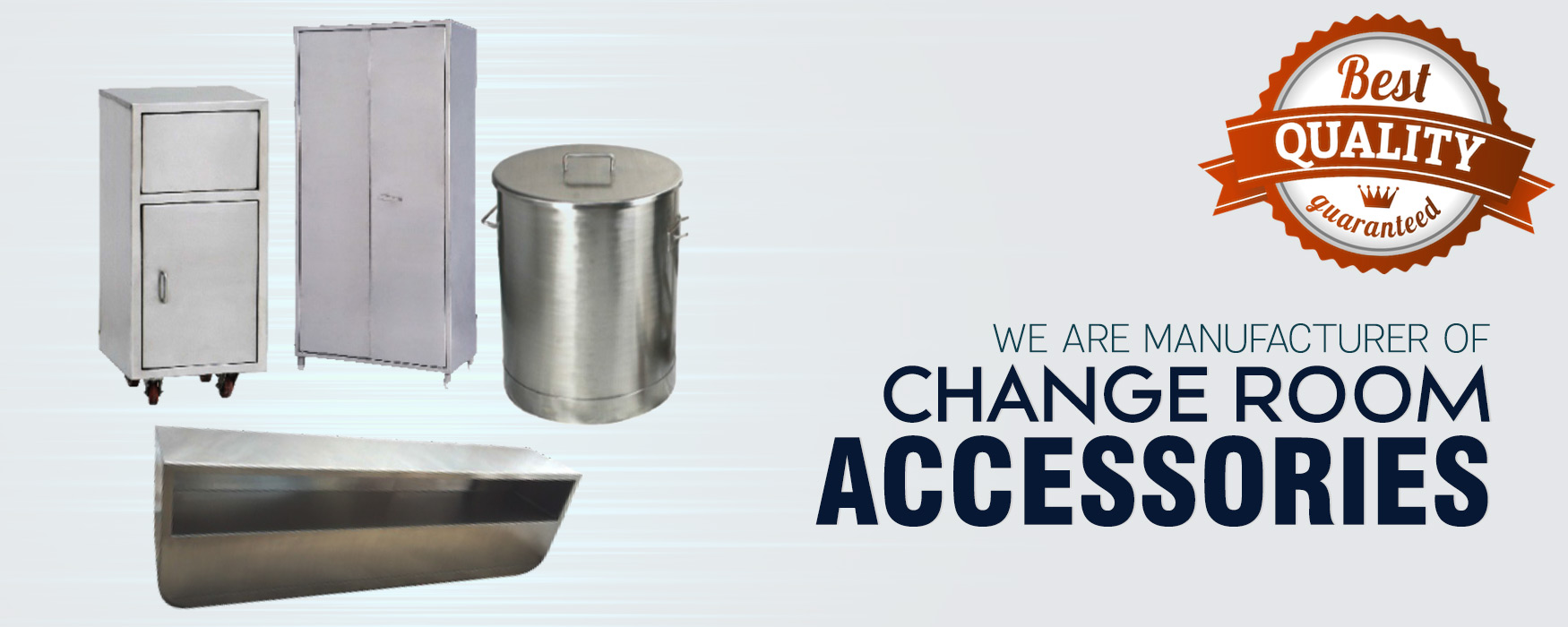 change room accessories